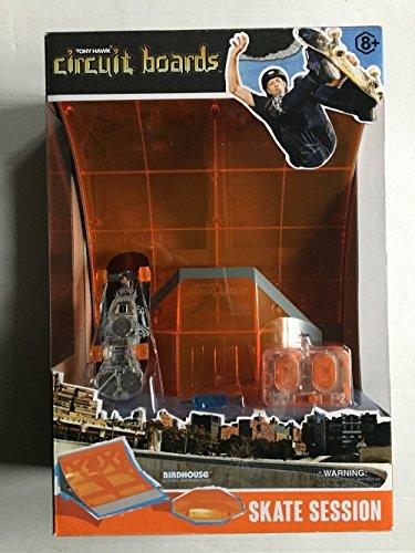 Hexbug 501846 - Circuit Board Skate Session Powered, Elektronisches Spielzeug