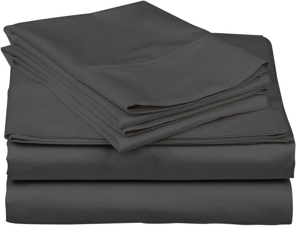 600-Thread-Count Best 100% Egyptian 新色追加 ご注文で当日配送 Sheets Pillowcases Cotton