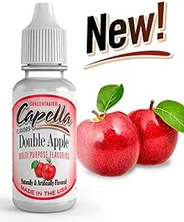 Capella Flavor Drops Double Apple Concentrate 13ml bottle