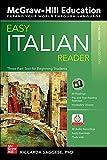 Easy Italian Reader, Premium Third Edition (Easy Reader) (Paperback)