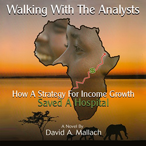 Walking with the Analysts audiobook cover art