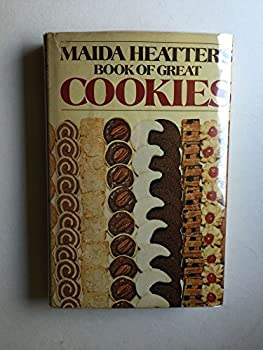 Maida Heatter's Book of Great Cookies 0394410211 Book Cover