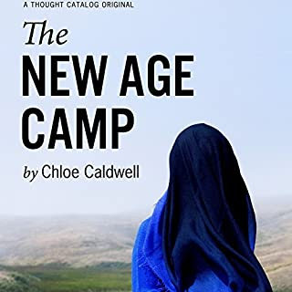 The New Age Camp audiobook cover art
