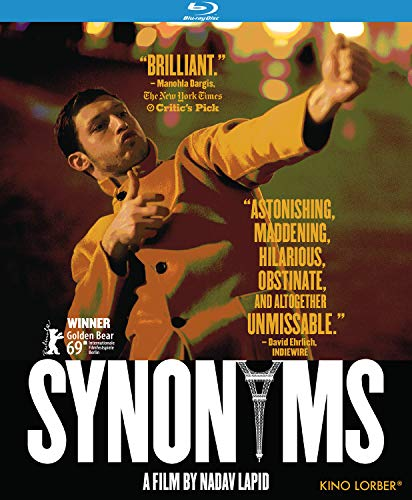 Synonyms [Blu-ray]