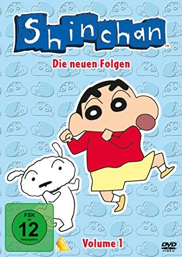 Shin chan - Die neuen Folgen, Volume 1 [Alemania] [DVD]