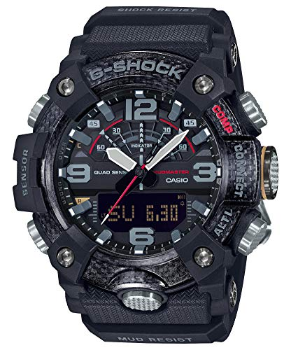 Casio G-SHOCK Mudmaster GG-B100-1AJF Bluetooth Mens Watch (Japan Domestic Genuine Products)