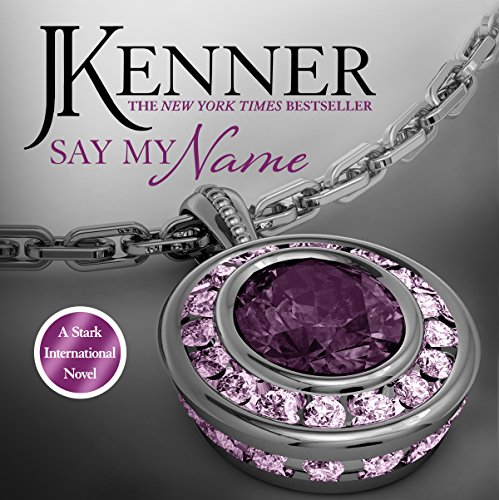 Say My Name audiobook cover art