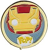 Funko - Pins Marvel - Civil War - Iron Man Pop 3cm - 0849803085513...