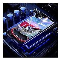 桜子の店 IPhone 12スマホカバー 11 Pro Max携帯電話ケースiPhone 11スマートコールフラッシュX / XSガラス素材Apple 7/8 XRパーソナリティ 12 MINI創造性 6 / 6S潮のブランドカラー 7P/8 Plus明るい6P/6S Plus保護シェルTPUシリコンソフトエッジ apple handyhulle