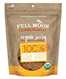 Full Moon Organic Dog Treats, Human Grade Chicken Jerky, 16 Ounce