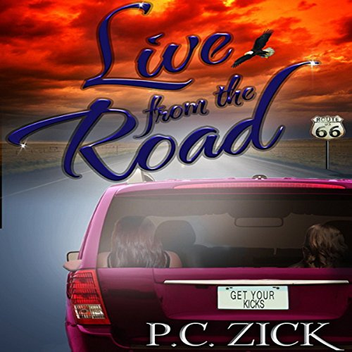 Live from the Road audiobook cover art