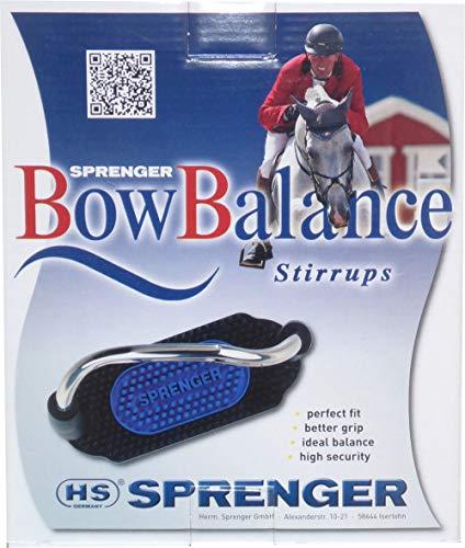 Herm Sprenger Bow Balance Stirrups 4 3/4'