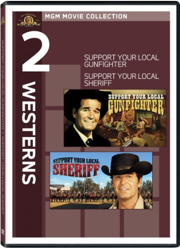 Support Your Local Gunfighter / Support Your Local Sheriff (Double Feature)