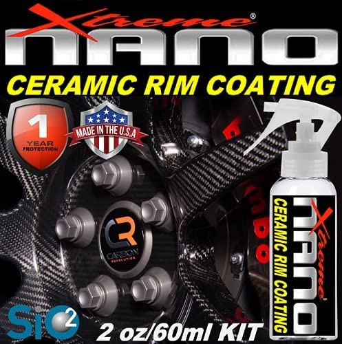 xtremenano9h Ceramic Rim Protection Sale Special Price 9h High Excellence Anti Gloss Scr Spray