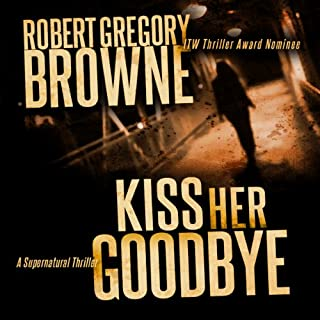 Kiss Her Goodbye cover art
