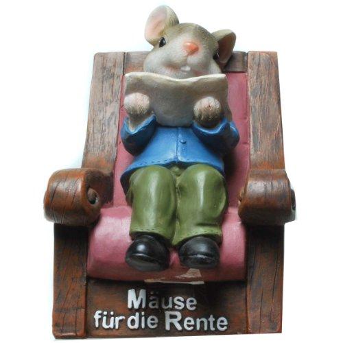 Spardose, Mäuse für die Rente