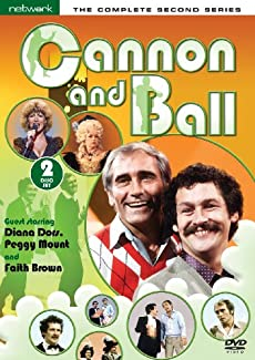 Cannon And Ball - The Complete Second Series