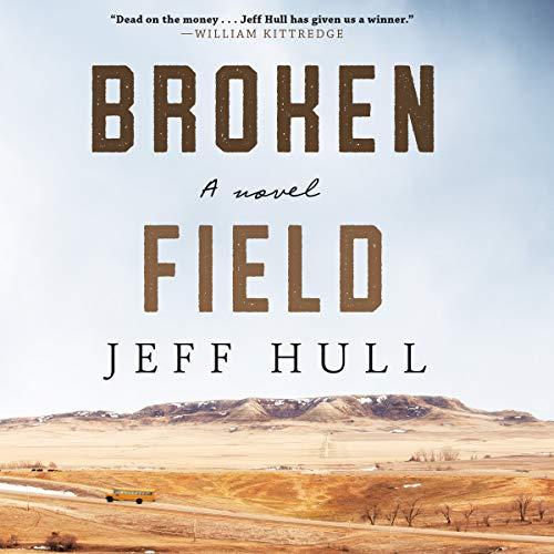 Broken Field audiobook cover art