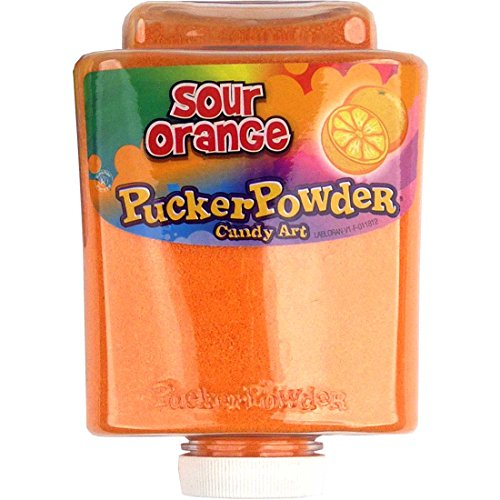 Sour Orange Pucker Powder Candy Art…