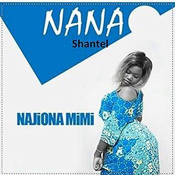Najiona Mimi (feat. Chembe Ze Don)