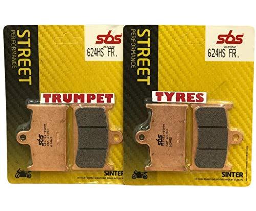 mächtig der welt Triumph Tiger Explorer 1200 12 13 1415 Front-End-SBS-Leistung Schnelles Straßensintern…