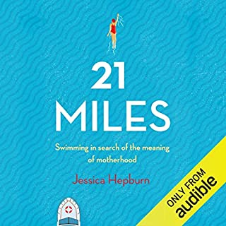 21 Miles audiobook cover art