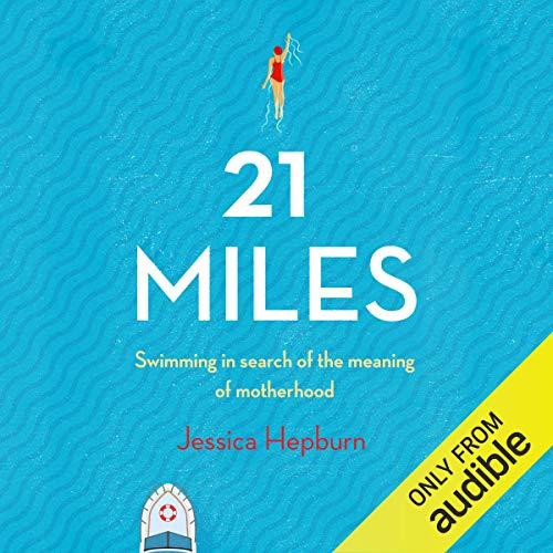 21 Miles audiobook cover art