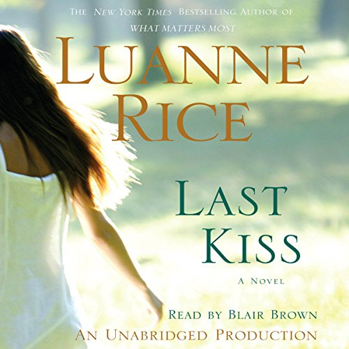 Last Kiss audiobook cover art