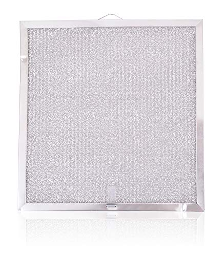 Whirlpool 4396387 Range Hood Charcoal Filter, Silver
