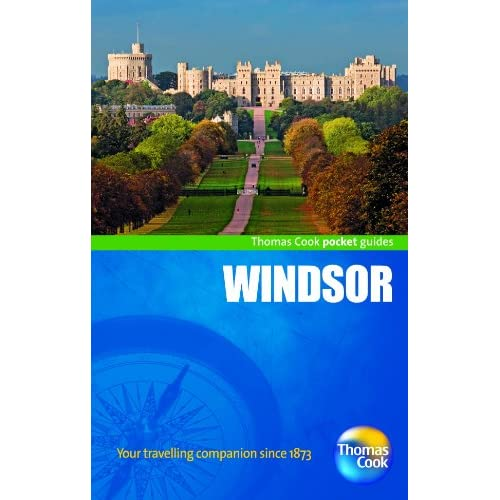 Windsor, pocket guides, 1st [Lingua Inglese]