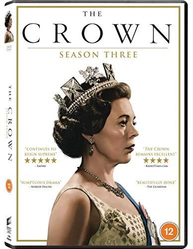 The Crown - Season 03 [DVD] [2020]
