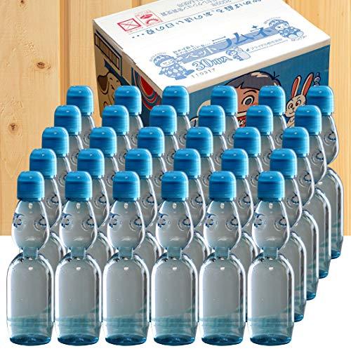 ラムネ 飲料 ペットボトル ペットラムネ 箱 230ml 30本入り 炭酸 日本製