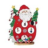 Tienda de bricolaje para niños para decorar cajas de regalo de Navidad para niños
