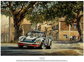 A Porsche Moment - Autographed by Gijs Van Lennep & Hurley Haywood