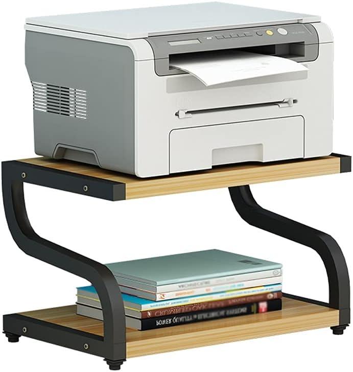 JKXWX Storage Shelf Desktop Virginia Beach Mall Table Stand Sh Printer Translated