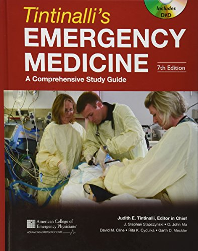 Tintinalli's Emergency Medicine: A Comprehensive Study...