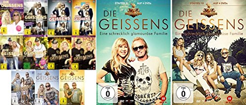 Staffel 1-10 (40 DVDs)