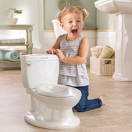Plastic Toilet for Kids