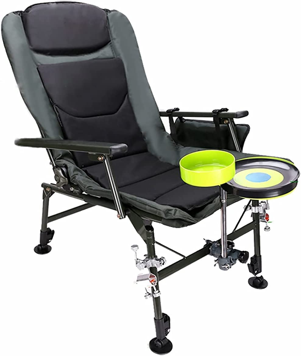 TSHAOSHUNHT Camping Chairs Portable Comfor Chair Folding Max excellence 75% OFF