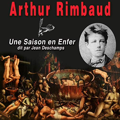 Une Saison en Enfer audiobook cover art