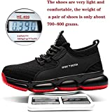 Zoom IMG-2 yisiq scarpe antinfortunistica uomo donna