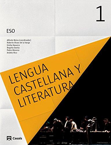 Lengua castellana y Literatura 1 ESO (2015) - 9788421854877