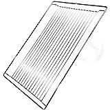 Griglia per forno (ORIGINALE beko) codice: 240440219 DIMESIONI (46,3 * 36,3 * 2.7mm)