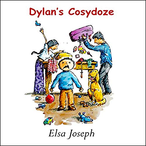 Dylan's Cosydoze audiobook cover art