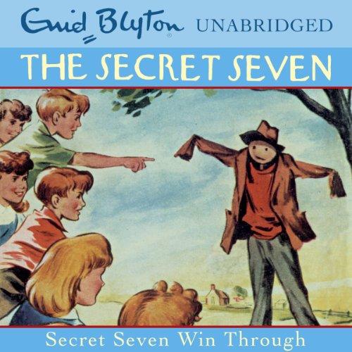 Secret Seven Win Through cover art