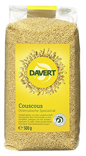 Davert - Couscous - 500 g - 8er Pack