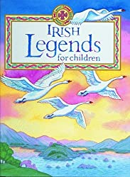 Children book about Ireland, Irish legends for kids cover