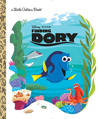 『Finding Dory Little Golden Book (Disney/Pixar Finding Dory)』のトップ画像