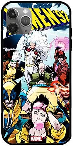 NTTEE Case Compatible with iPhone 6S Plus X Men 92 Comic Poster Limited Series Anime Pure Clear product image