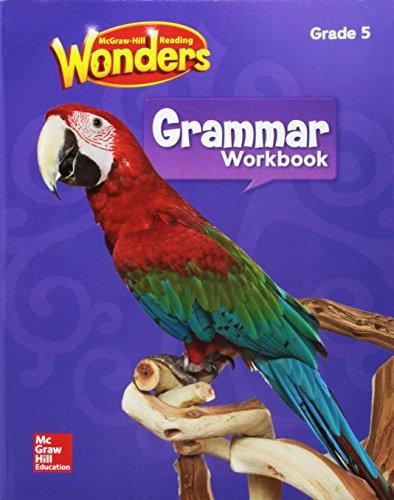 Reading Wonders Grammar Practice Workbook, Student Edition Grade 5
